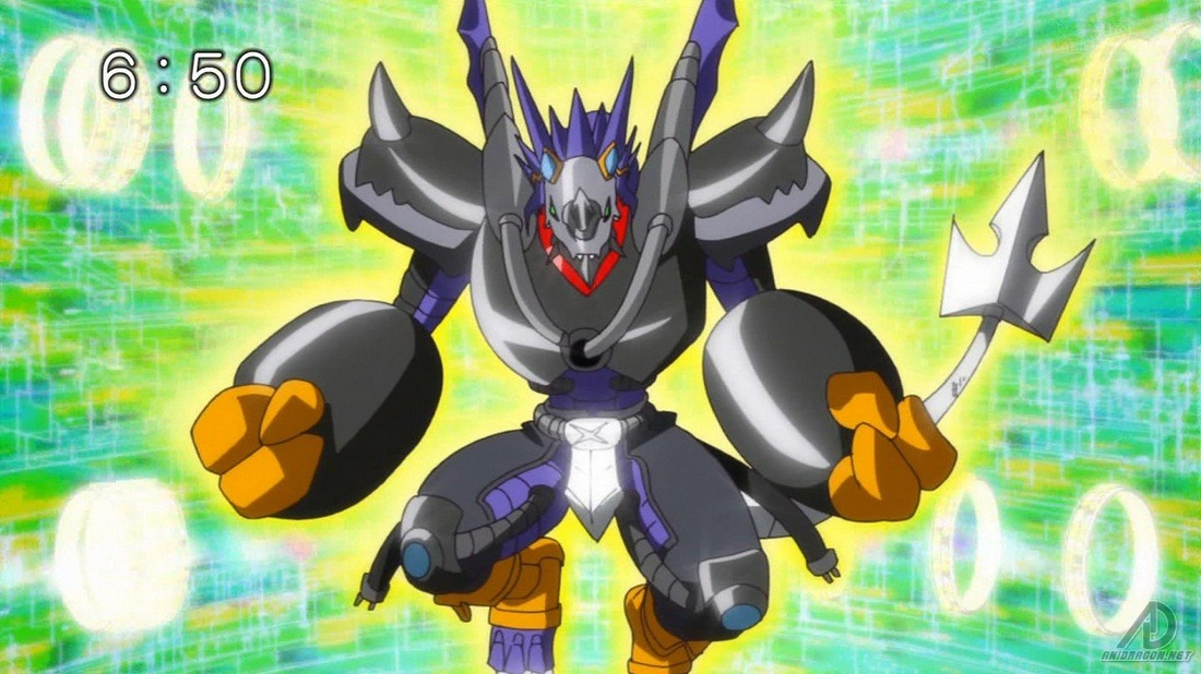 digimon king shoutmon